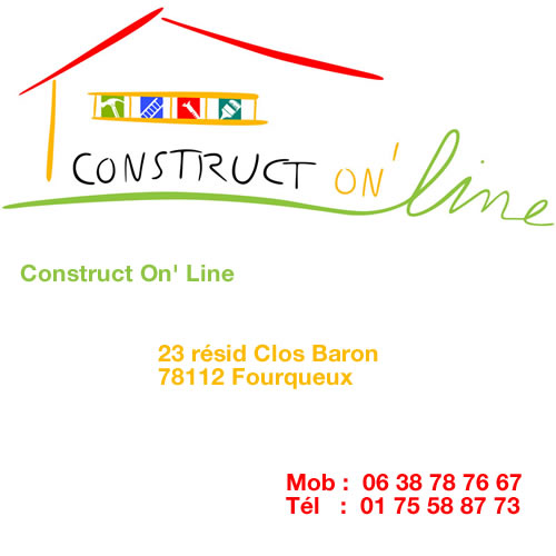 Construct On' Line